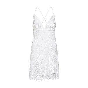 VILA Letné šaty biela vyobraziť