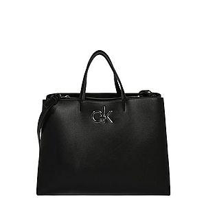 Calvin Klein Shopper čierna vyobraziť