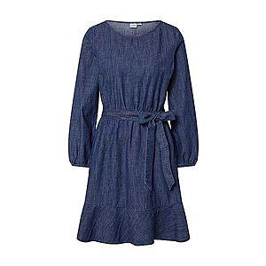 Letné indigové šaty vyobraziť