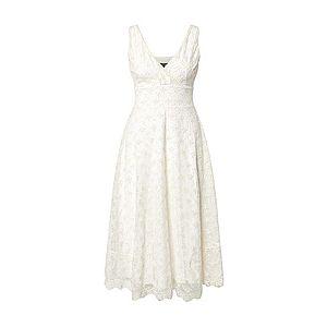 King Louie Šaty 'Ginger Wedding Dress Venise' krémová vyobraziť