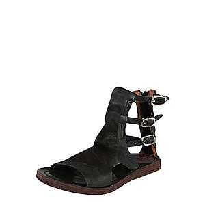 A.S.98 Sandále 'RAMOS' čierna vyobraziť