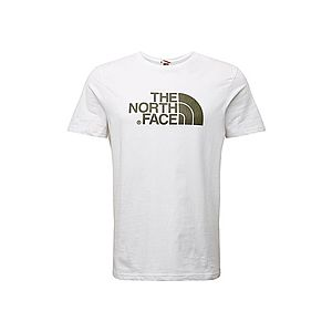 THE NORTH FACE Tričko 'Easy' biela / kaki vyobraziť