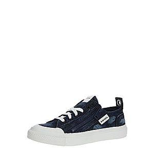 DIESEL Nízke tenisky 'ASTICO S-ASTICO LOW ZIP W - sneakers' biela / indigo vyobraziť