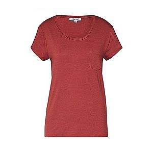 ABOUT YOU Tričko hrdzavo červená vyobraziť