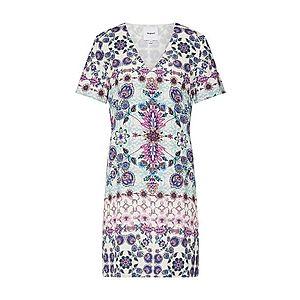 Desigual Letné šaty 'VEST YUKON' zmiešané farby / svetlomodrá vyobraziť