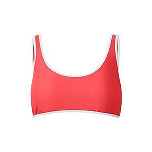 VENICE BEACH Bikinový top červené vyobraziť