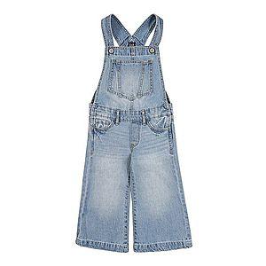GAP Nohavice na traky modrá denim vyobraziť