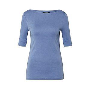Lauren Ralph Lauren Tričko 'JUDY' modré vyobraziť