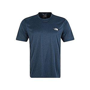THE NORTH FACE Funkčné tričko 'Reaxion Amp' modré vyobraziť