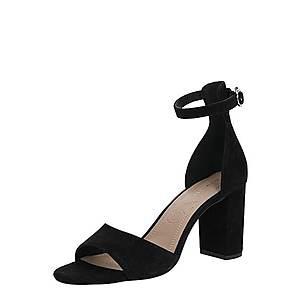 bugatti Remienkové sandále 'Silvana Evo' čierna vyobraziť