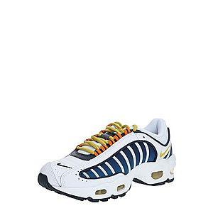 Nike Sportswear Nízke tenisky 'Nike Air Max Tailwind IV' čierna / oranžová / biela vyobraziť