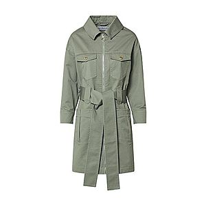 IVYREVEL Košeľové šaty 'UTILITY TWILL' zelená vyobraziť