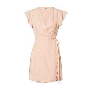 GLAMOROUS Letné šaty ružová vyobraziť