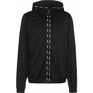 ELLESSE Prechodná bunda ' Ripari ' oranžová / čierna / biela vyobraziť