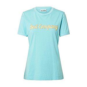 Best Company Tričko modré vyobraziť