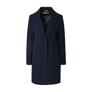 UNITED COLORS OF BENETTON Prechodný kabát námornícka modrá vyobraziť