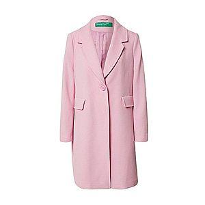 UNITED COLORS OF BENETTON Prechodný kabát ružová vyobraziť
