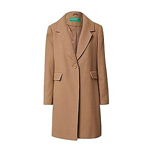 UNITED COLORS OF BENETTON Prechodný kabát hnedá vyobraziť