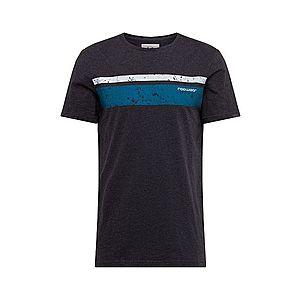Ragwear Tričko 'HAKE' čierna melírovaná vyobraziť