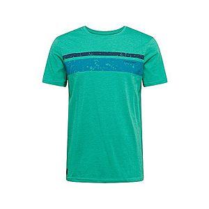 Ragwear Tričko 'HAKE' modré / nefritová / námornícka modrá vyobraziť
