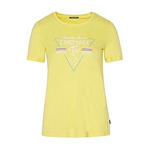 CHIEMSEE Tričko žlté vyobraziť