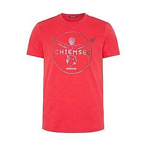 CHIEMSEE Funkčné tričko červená vyobraziť