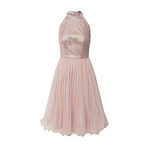 SWING Kokteilové šaty ružová vyobraziť