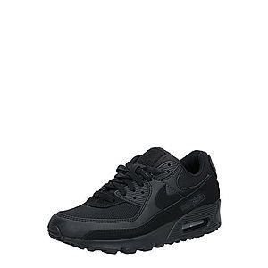 Nike Sportswear Nízke tenisky 'Nike Air Max 90' čierna vyobraziť