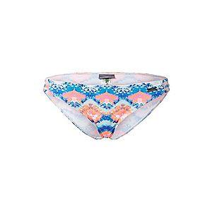 VENICE BEACH Bikinové nohavičky modrá / oranžová / biela / ružová vyobraziť