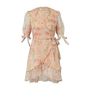 GLAMOROUS Košeľové šaty ružová / ružová vyobraziť
