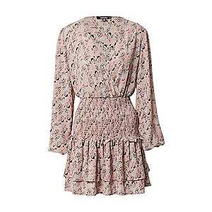 Missguided Šaty ružová vyobraziť