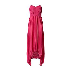 TFNC Večerné šaty 'TARON HI-LO' fuksia vyobraziť