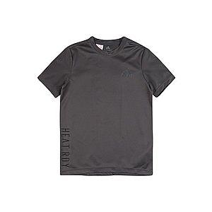 ADIDAS PERFORMANCE Funkčné tričko tmavosivá vyobraziť