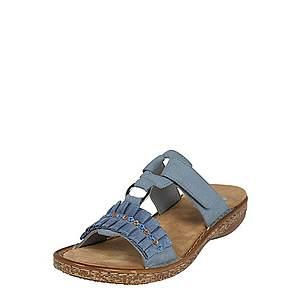 RIEKER Sandále azúrová vyobraziť