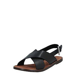 ESPRIT Sandále čierna vyobraziť