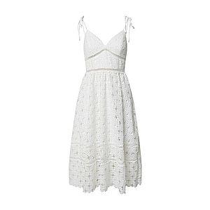 Bardot Letné šaty 'LOUISIANA' biela vyobraziť