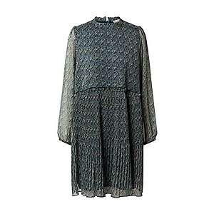 Neo Noir Košeľové šaty 'Kisser Feather' petrolejová vyobraziť