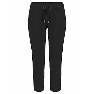 LASCANA Nohavice čierna vyobraziť