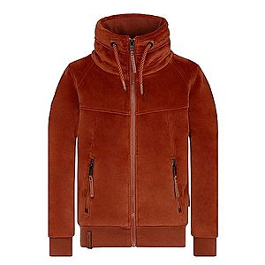 naketano Prechodná bunda hrdzavo červená vyobraziť