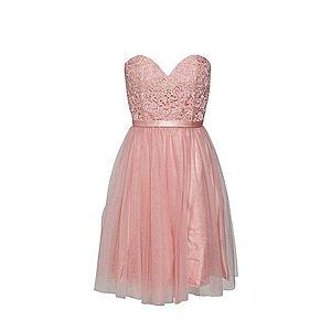 Mascara Kokteilové šaty rosé vyobraziť