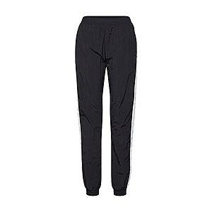 Urban Classics Nohavice čierna / biela vyobraziť