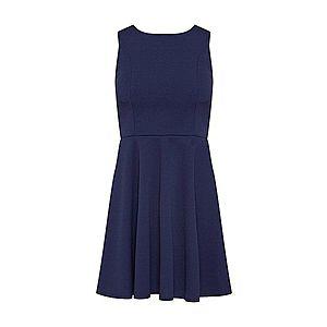 Boohoo Kokteilové šaty modré vyobraziť