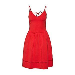 ONLY Letné šaty 'ONLADDY STRAP DRESS JRS' červená vyobraziť