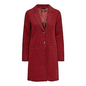ONLY Prechodný kabát ohnivo červená vyobraziť
