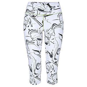 LASCANA ACTIVE Športové nohavice čierna / biela vyobraziť