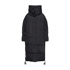 khujo Zimný kabát 'Juliett' čierna vyobraziť