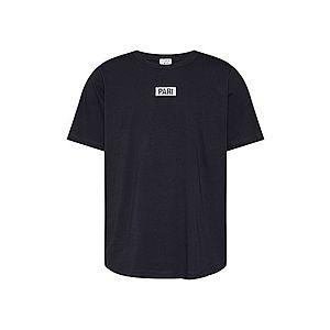 PARI Tričko 'Ben' čierna vyobraziť