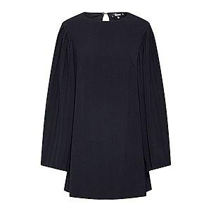 Missguided Šaty čierna vyobraziť