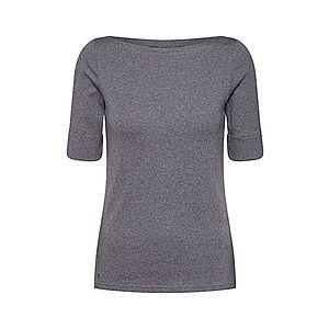 Lauren Ralph Lauren Tričko 'JUDY' sivá vyobraziť