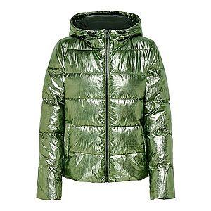 ONLY Zimná bunda zelená vyobraziť